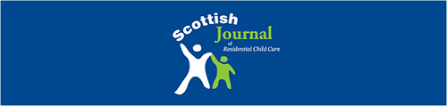 Scottish Journal of Residential Child Care