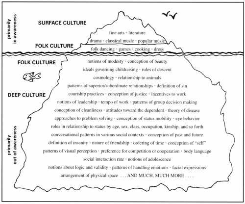 cultural competence cultural competence acknowledges and validates biculturality a concept understood and practiced by people of color since 1619 in the united states